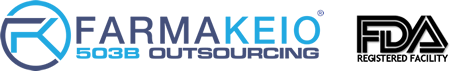 FarmaKeio Outsourcing  503B Sterile Manufacturing Facility Logo